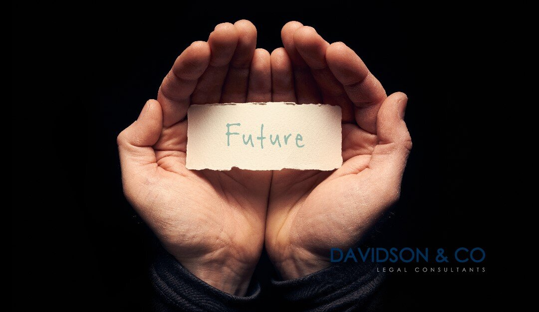 start planning for the future with us