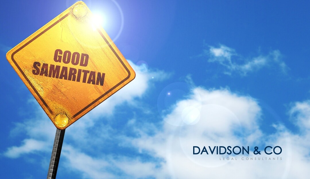 Good Samaritan law 2019